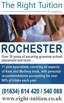 The Right Tuition Company Rochester