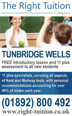 The Right Tuition Company Tunbridge Wells