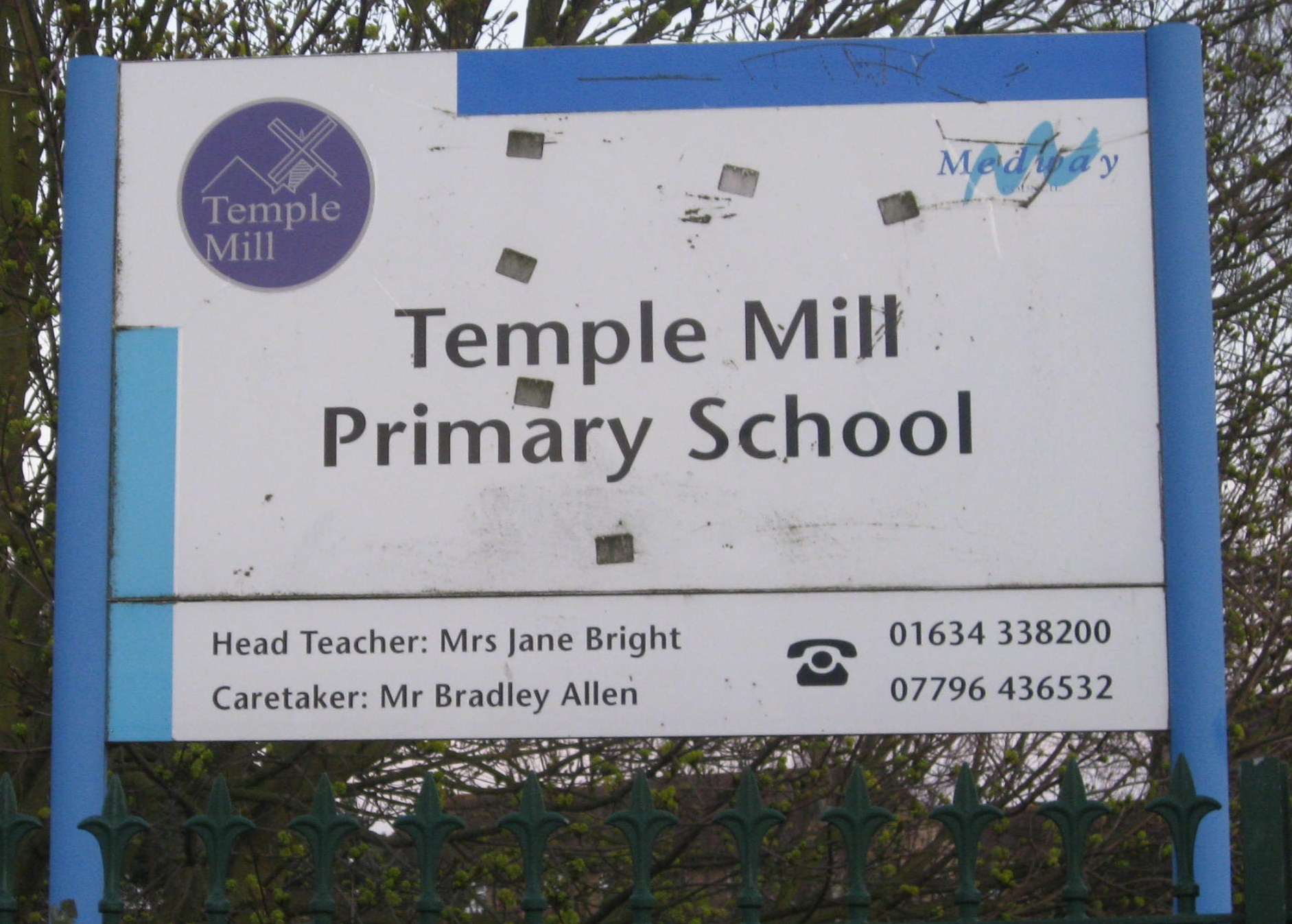 Temple Mill Primary